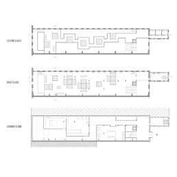 Floors Diagram - Gallery Design